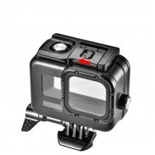 "Аквабокс для GoPro Hero 8 Black ""Shoot"" 60m Blackout"