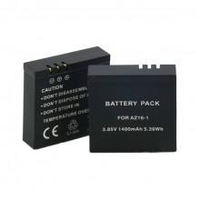 Аккумуляторная батарея для Xiaomi Yi 4k, 4k+, Lite (AZ 16-1)