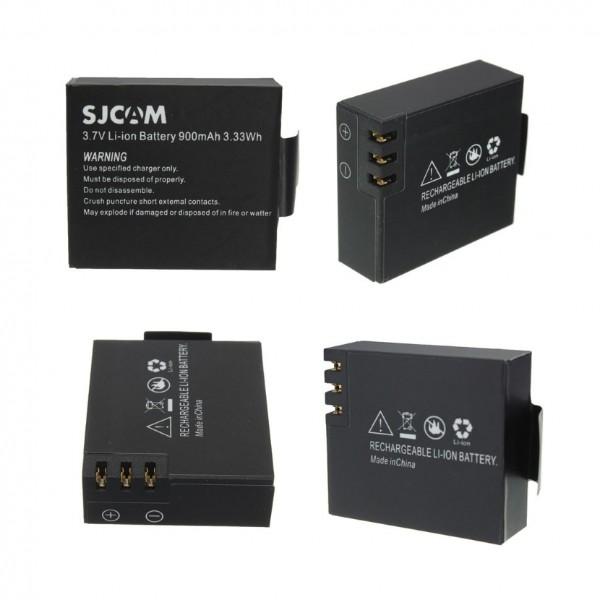Аккумулятор для SJCAM SJ4000, SJ5000 (900mAh)