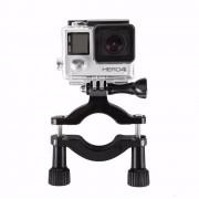 Велосипедне кріплення GoPro (на трубу) (збільшене)