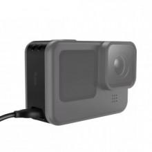 Бокові дверцята під зарядку для GoPro Hero 9 Black
