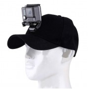 Кепка (бейсболка) с креплением для GoPro и других камер