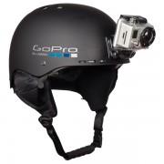 """Крепление на шлем """"Curved Front Helmet Mount"""" (3 в 1)"""