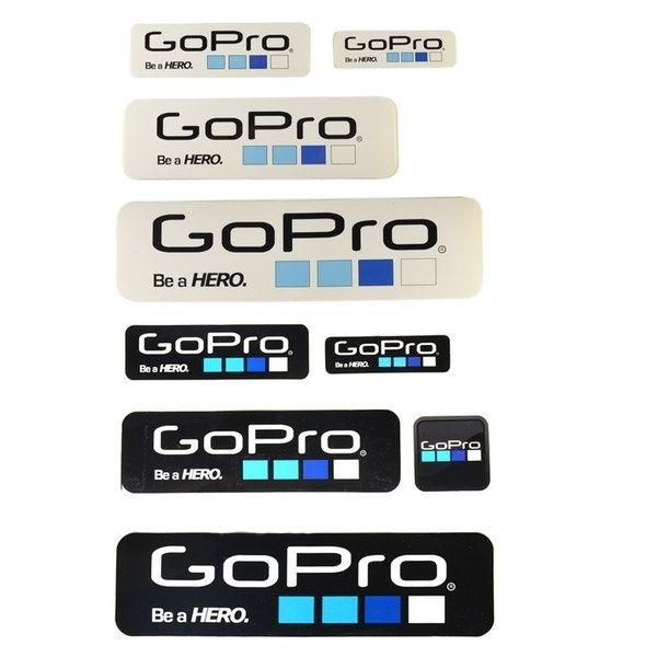 "Набор наклеек ""GoPro Stickers"" (9шт)"