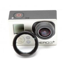 Ультрафиолетовый UV фильтр для GoPro Hero 3, 3+, 4