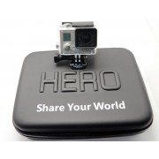 Кейс для камери та аксессуарів водостійкій (середній-M) GoPro, Xiaomi Yi, Sjcam