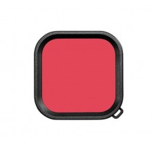 """Червоний фільтр для дайвінгу GoPro Hero 9 Black """"Shoot"""""""