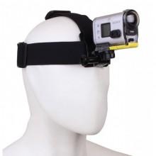 Крепление на голову для экшн камер Sony