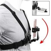 Кріплення на груди для телефону (смартфона)