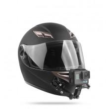 """Крепление на шлем переднее """"GoPro Front Mount"""" для GoPro, Xiaomi и др."""