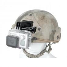 Кріплення на шолом тактичний Excavator ARM Mount NVG Helmet для GoPro