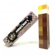 LED - дитячий нічник факел з Minecraft | Майнкрафт