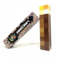 LED - детский ночник факел из Minecraft | Майнкрафт