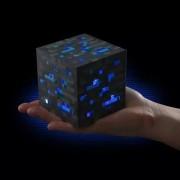 LED куб - дитячий нічник АЛМАЗНАЯ РУДА minecraft майнкрафт