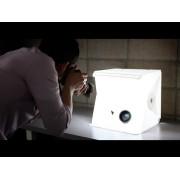 Фотобокс (лайтбокс) для предметної зйомки (22см)