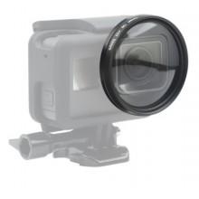Макро лінза Close-up +10 52мм для GoPro Hero 5  \ 6 \ 7 Black