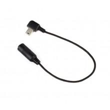 Микрофонный адаптер 3.5мм для GoPro Hero 3+, 4, Sjcam SJ6, SJ7