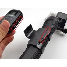 Крепление пульта GoPro Wi-Fi на монопод 3-Way Arm Grip Tripod