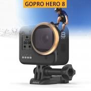 Поляризаційний CPL фільтр 52 mm для GoPro 8 Black