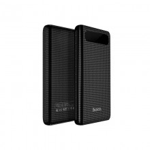 Power Bank Hoco B20A 20000mAh Black (LCD дисплей,фонарик)