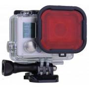 Красный фильтр для дайвинга GoPro Hero 3, 3+, 4