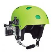 """Крепление на шлем боковое """"GoPro Side Mount""""  для GoPro, Xiaomi и др."""