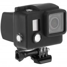 Чехол силиконовый для GoPro Hero 3, 3+, 4 (на аквабокс)