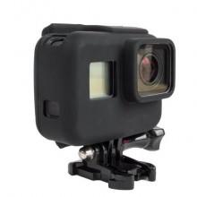 Чехол силиконовый для GoPro Hero 5, 6, 7 (на рамку)