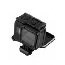 "Аквабокс для GoPro Hero 5, 6, 7 Black, 2018 ""Super Suit"" с сенсорной крышкой Blackout Housing"