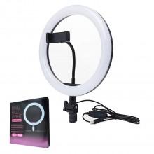 Світлодіодне селфі-кільце LED Light 26 см (Кругове світло для селфі)