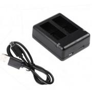 Зарядний пристрій подвійний для GoPro Hero 9 Black