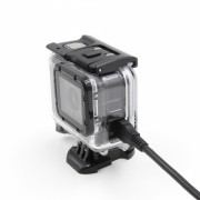 Защитный бокс Skeleton для GoPro Hero 5, 6, 7, 2018 Black, Silver, White